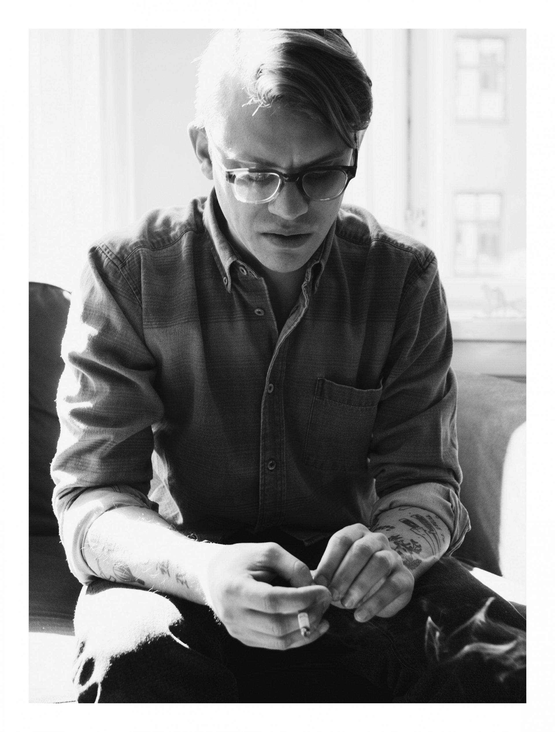 NYLON – TONY CEDERTEG STUDIO MAGNUS KLACKENSTAM